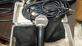 Microfone Le Son Sm 58 Plus Supercardioide