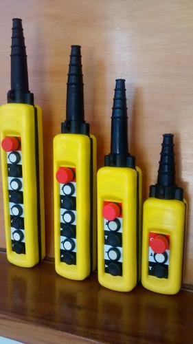 Botoneras Colgantes De 6 Movimientos Xac