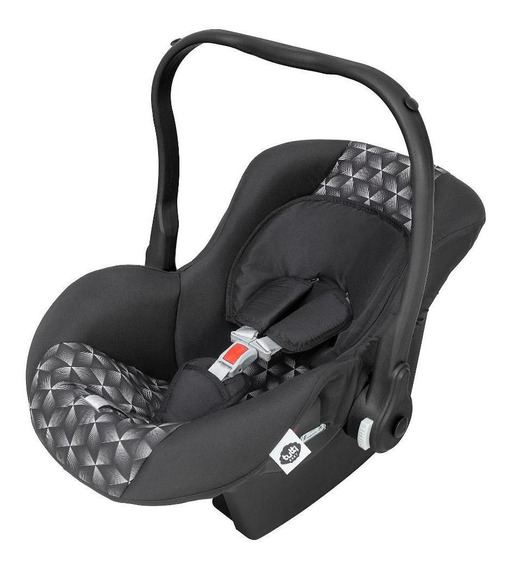 Bebê Conforto Tutti Baby Nino Retrátil Crianças 13 Kg Preto