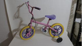 Bicicleta Infantil Rodado 12 Niño Nene Ruedas Impecable