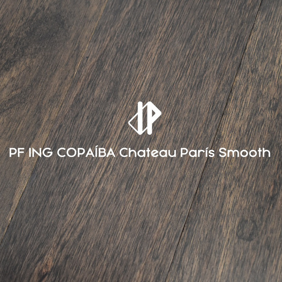 Madera Pf Chateau Paris Smooth Indusparquet