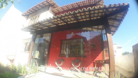 Casa A Venda No Bairro Praia Da Costa Em Vila Velha - Es. - 905-1