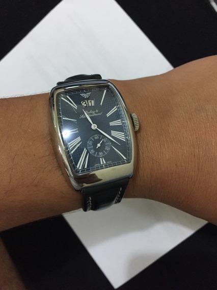 Relógio Dubey & Schaldenbrand Aerodyn Date Sub