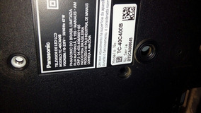Placa Principal Da Tv Panasonic Tc40c400b