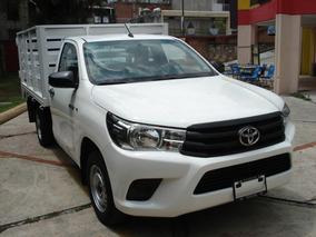 Toyota Hilux 2.7 Redilas Mt 2016