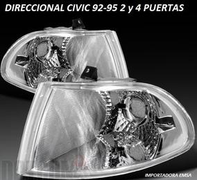 Direccional Honda Civic 92 - 95 2 Y 4 Puertas Pareja,oferta