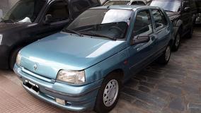 Renault Clio Rt 1.4 5ptas Unica Mano 1995 Km115000.-