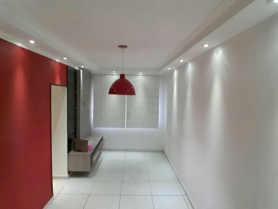 Apartamento Em Vila Matias, Santos/sp De 58m² 1 Quartos À Venda Por R$ 250.000,00 - Ap285212