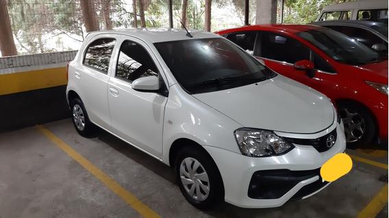 Toyota - Etios 1.3 16 V - Único Dono - Em Garantia -