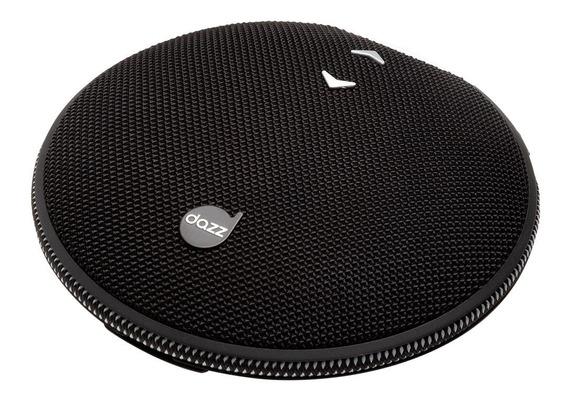 Caixa De Som Dazz Versality Bluetooth 7w 6014735 - Preta
