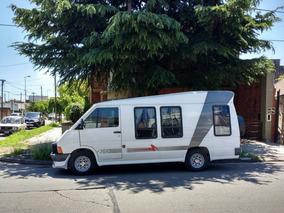 Motorhome Renault Diesel Trafic ¡¡lista Para Salir!!