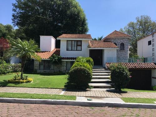 Casa En Venta En Residencial Club De Golf El Cristo, Atlixco Puebla