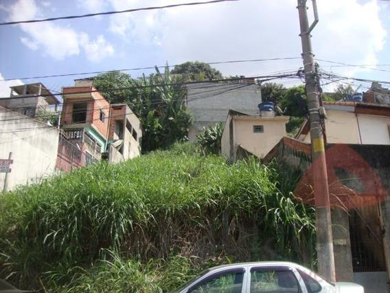 Taboão Da Serra Terreno Jd. Maria Rosa - 640