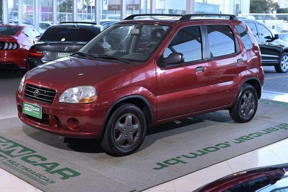 Suzuki Ignis Gl 1.3 16v 4p Aut./2003