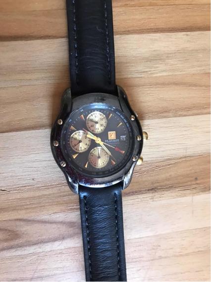 Relógio Playboy Colecionador Original Swiss