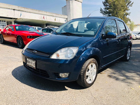 Ford Fiesta 1.6 Trend Aa Ee Ba Sedan Comfort At 2007