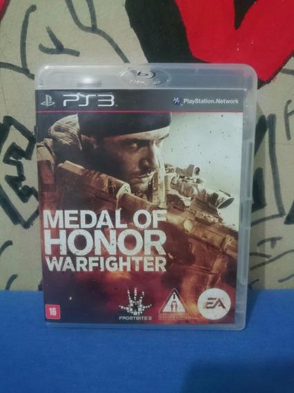 Medal Of Honor Warfighter Jogos Originais Ps3 Frete R$10