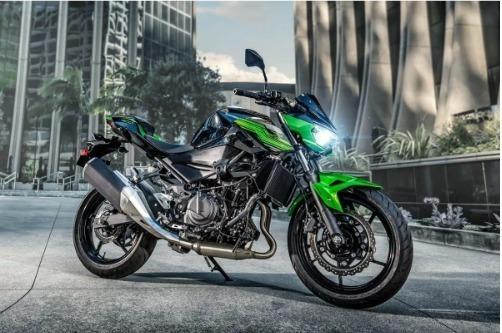 Kawasaki Z400 Lançamento 2020 0km Moto Linda! (thayná)
