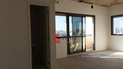 Imagem 1 de 7 de Sala Para Alugar, 44 M² Por R$ 1.500/mês - Centro - São Bernardo Do Campo/sp - Sa0218