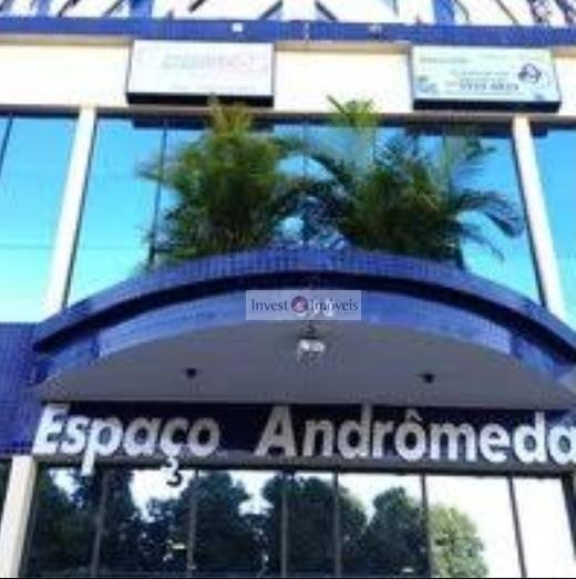 Sala Para Alugar, 54 M² Espaço Andrômeda - São José Dos Campos/sp - Sa0198