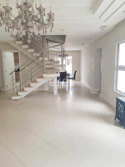 Alto Padão No Condomínio Jardim Das Colinas 360 M² - 4 Suítes - Ca1496