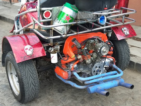 Triciclo Moto Volkswagen, Moto Vocho, Trike Vw Chopper