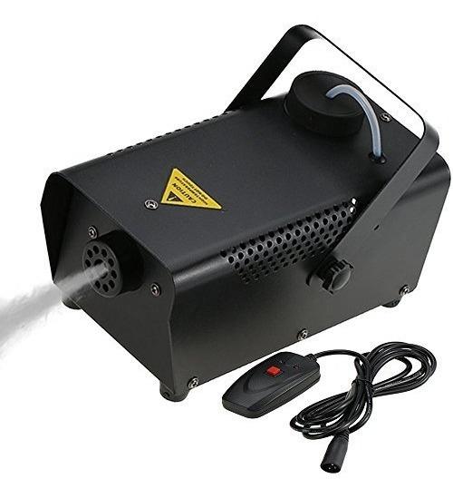 Maquina De Humo Discoteca De 400w A Control Remoto