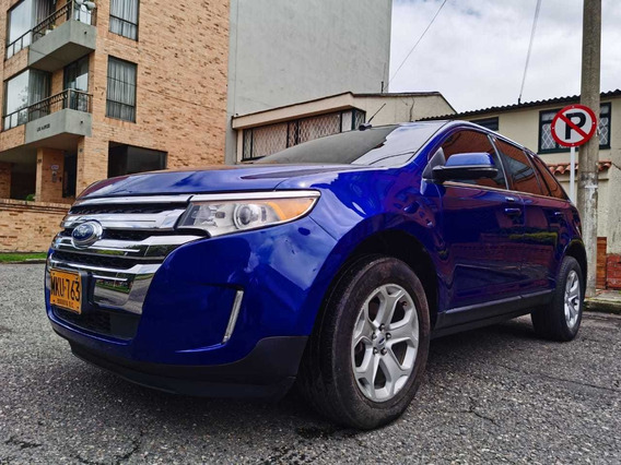 Ford Edge Limited Awd Full Equipo Negociable