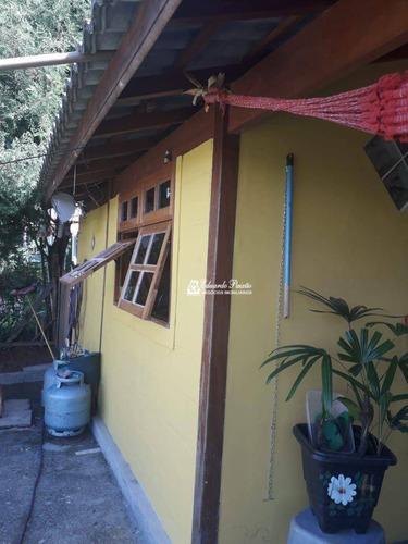 Imagem 1 de 21 de Chácara Com 2 Dormitórios À Venda, 2100 M² Por R$ 350.000 - Fazenda São Pedro - Igaratá/sp - Ch0014