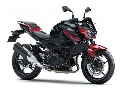 Z 400 0km - 2020 - Kawasaki - Mt 03 ( Faby )