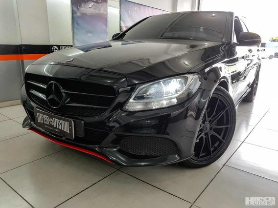 Mercedes-benz Classe C 1.6 Avantgarde Turbo 5p 2016