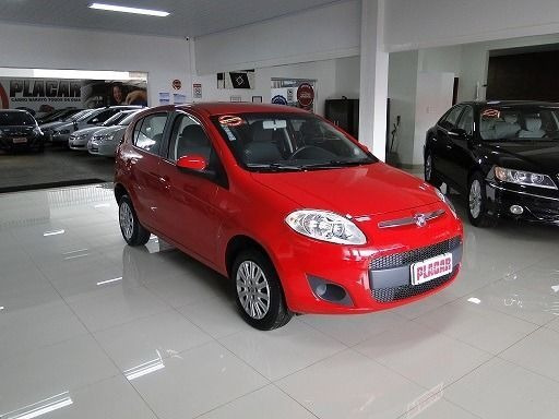 Fiat Palio Attractive 1.0 8v Flex, Pax1400