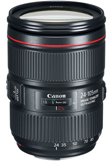 Lente Canon Ef 24-105mm F/4l Is Ii Usm Lens 25% Off