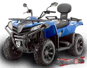 Quadriciclo 4x4 Cforce 450cc Câmbio Automático Com Reduzida