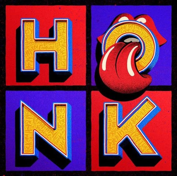 Vinilo Rolling Stones Honk 3 Lp Nuevo 2019 En Stock