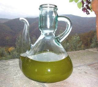 Aceite De Oliva Extra Virgen Organico $150 X Litro