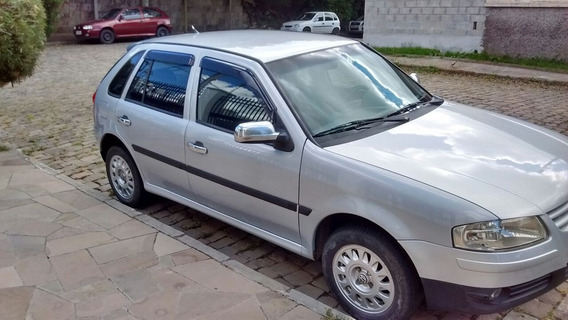 Volkswagen Gol 1.6 Power Total Flex 4p