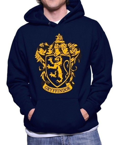 Blusa De Frio Harry Potter Gryffindor Grifinoria Cinema Geek