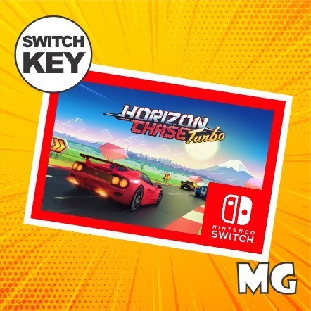 Horizon Chase Turbo - Jogo Nintendo Switch Digital