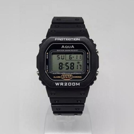 Relógio Aqua A Prova D