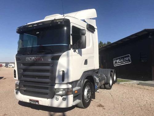 Caminhão Scania G 420 2009 6x2 Trucado
