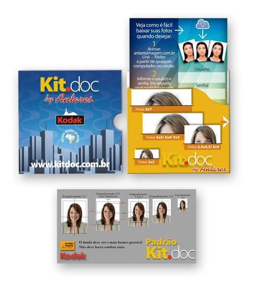 Foto 3x4 Kit.doc + Fotos De Todos Os Tamanhos Digital