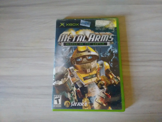 Metal Arms - Xbox Classico