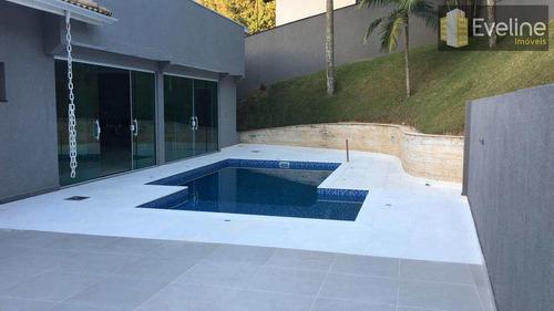 Arujá - Condomínio Hills I - Casa A Venda - 5 Suites - 6 Vagas - V1054