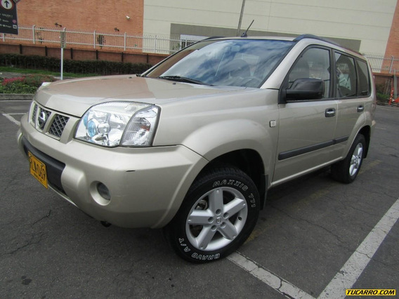 Nissan X-trail 2.2 Turbo