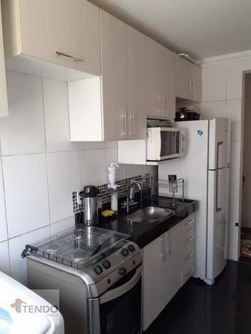Imagem 1 de 15 de Apartamento Com 2 Dormitórios À Venda, 48 M² Por R$ 190.000,00 - Cidade Edson - Suzano/sp - Ap2329