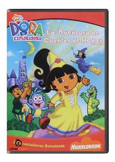 Dora La Exploradora La Aventura Cuento De Hadas Pelicula Dvd