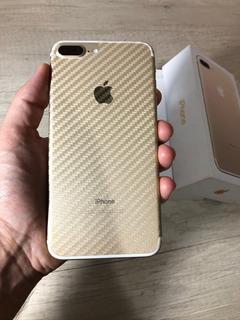 iPhone 7 Plus 32gb Gold - Seminovo