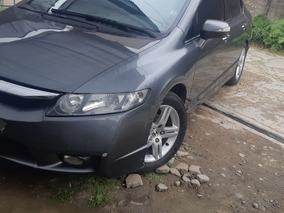 Honda Civic 1.8 Exs Mt 2010
