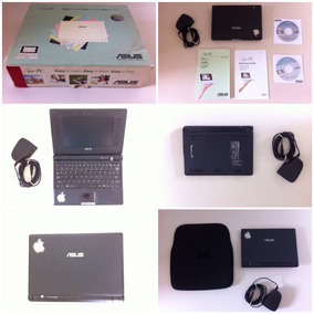 Netbook Asus Eee Pc - Na Caixa Completo